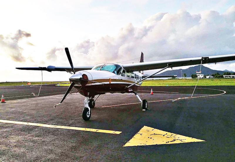 Tahiti Air Charter obtient la défisc' pour les Marquises