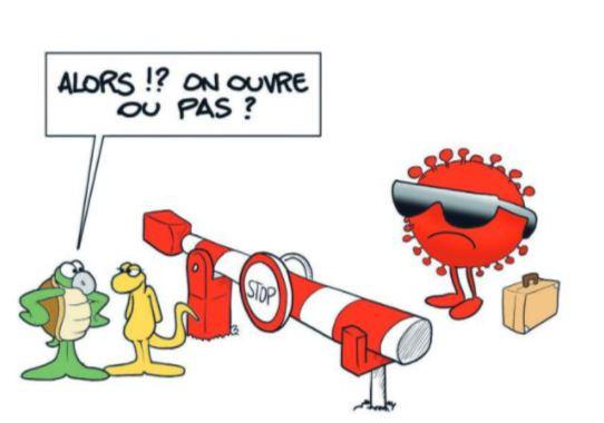"""""""Stop ou Encore"""" par MUNOZ"""