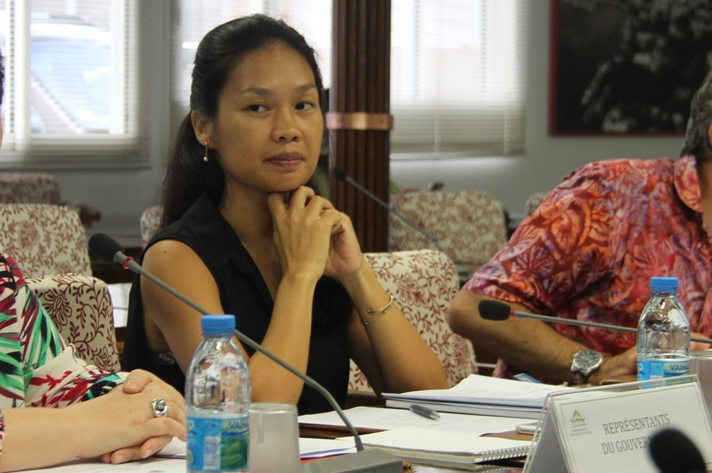 Merehau Mervin nommée directrice de la santé