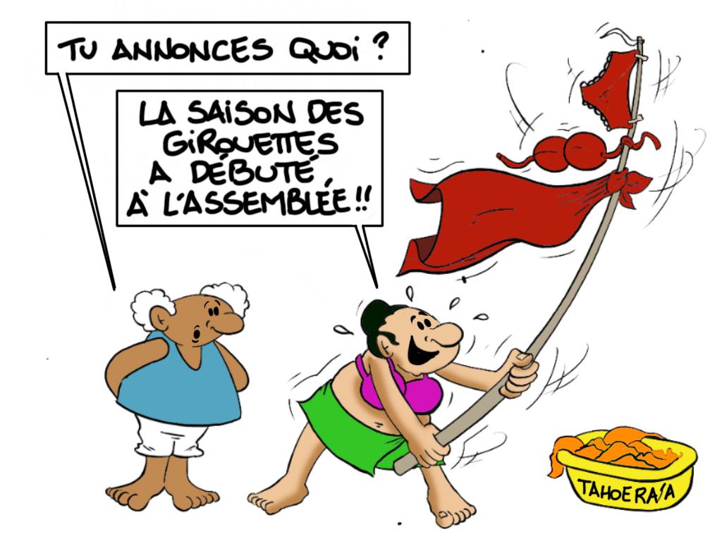 """""""La saison des girouettes"""", par Munoz"""