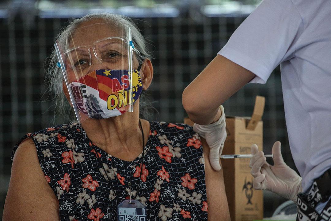 Philippines: suspension des injections du vaccin AstraZeneca aux moins de 60 ans
