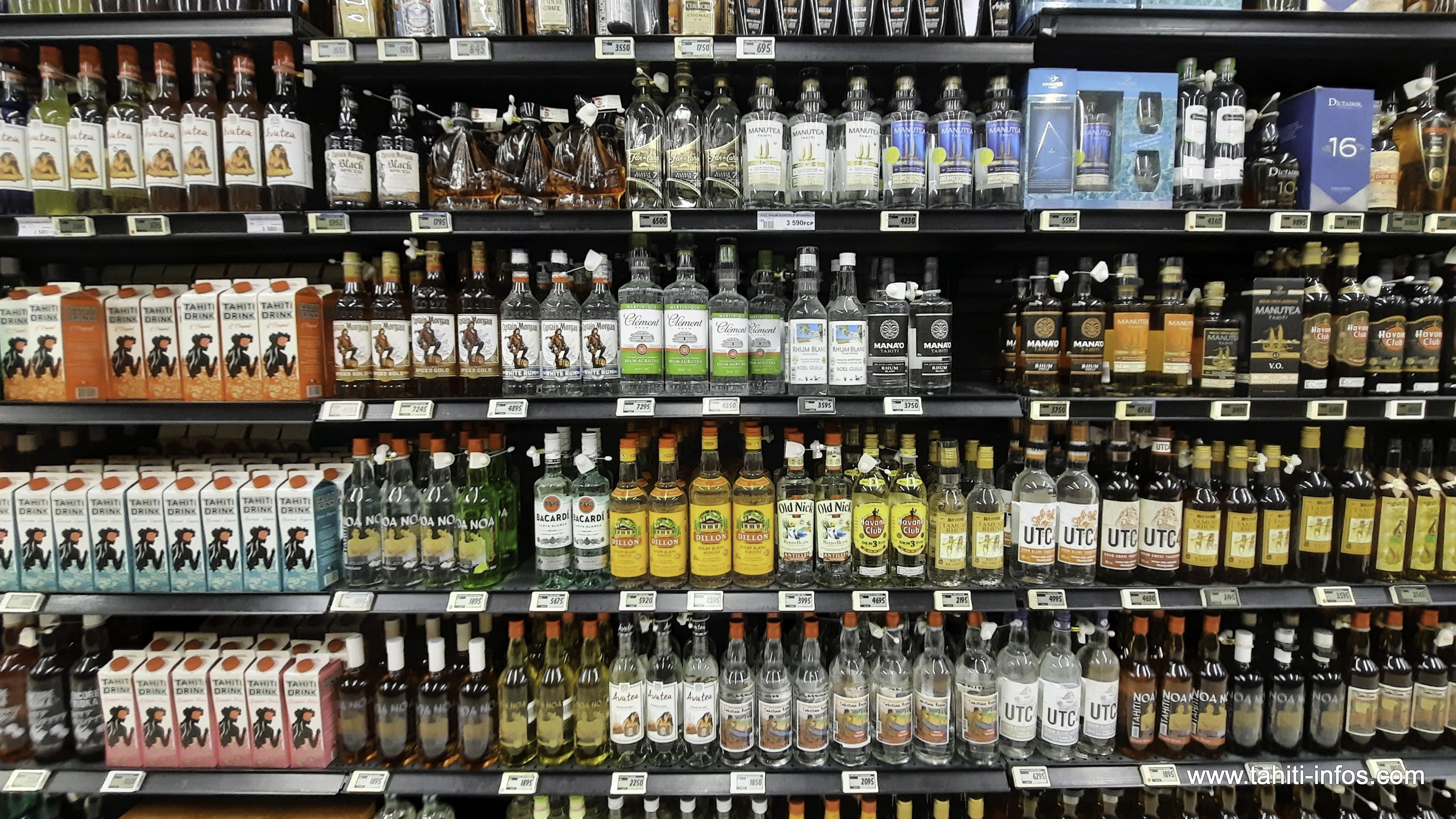 Les restrictions sur les ventes d'alcools annulées