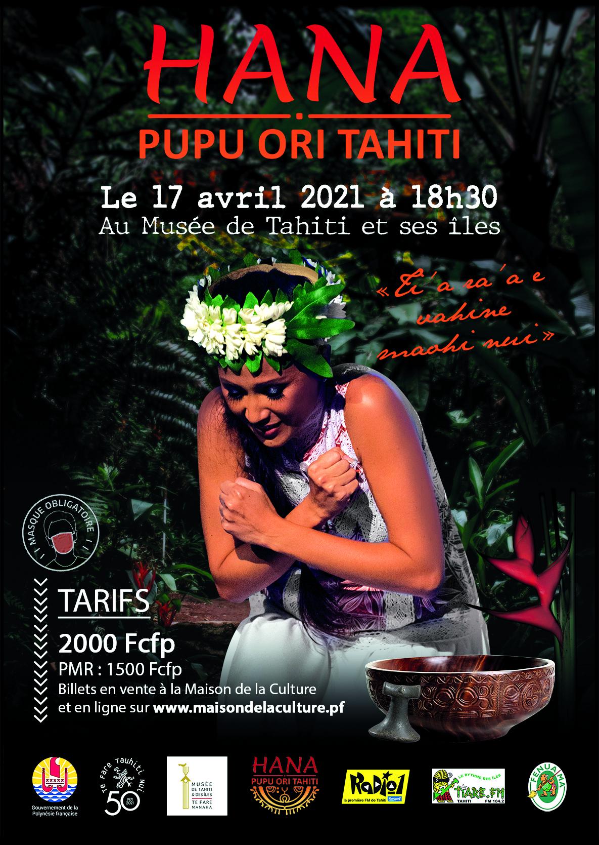 Hana pupu ori Tahiti met les femmes à l'honneur