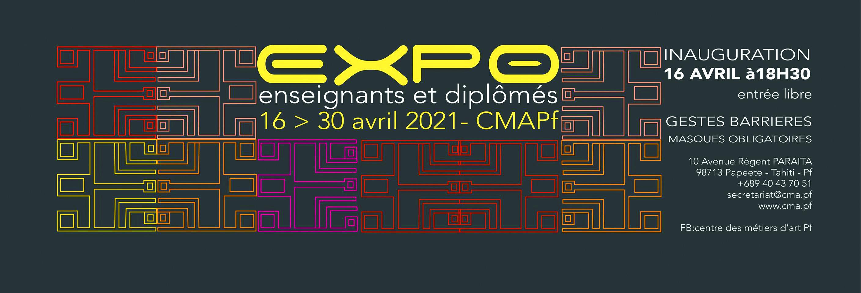 Expo collective au CMA