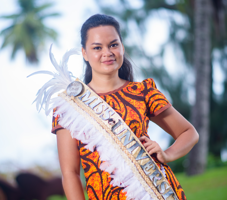 Miss UPF ou la belle personnalité
