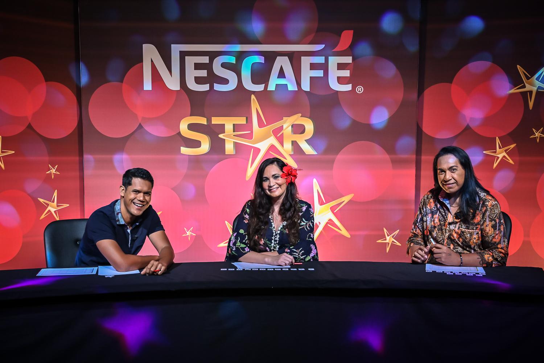 L'aventure commence pour les candidats de la Nescafé star