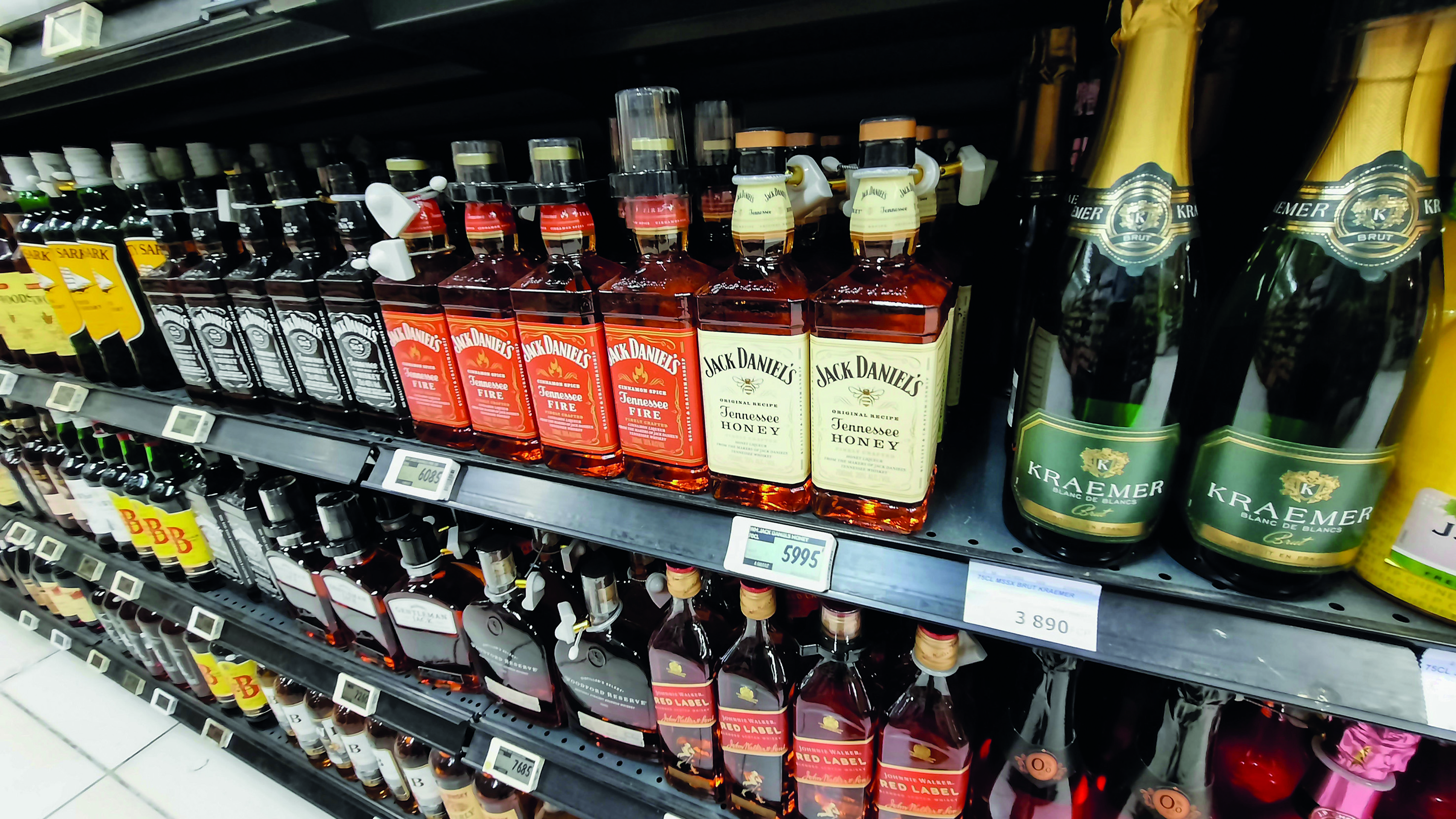 Alcools : Vers un retour des restrictions