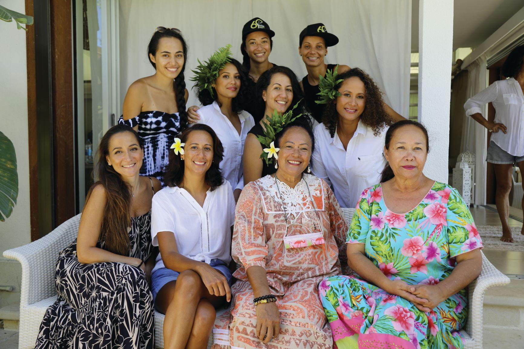 60 ans de Miss Tahiti, la beauté n'a pas d'âge