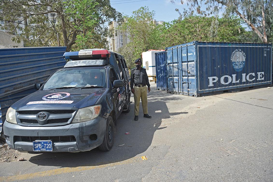 Pakistan: libération des policiers pris en otage par des manifestants anti-France