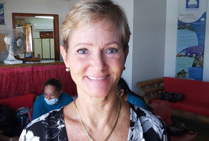 Lisa Coakley, la formatrice.