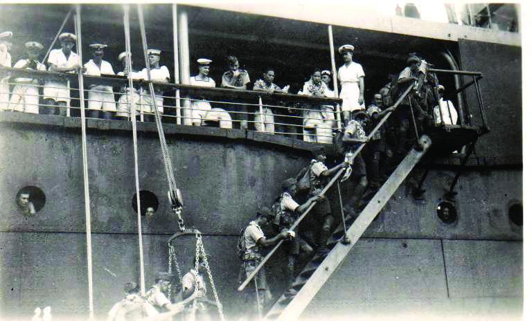 Il y a 80 ans, le départ des volontaires pour l'enfer
