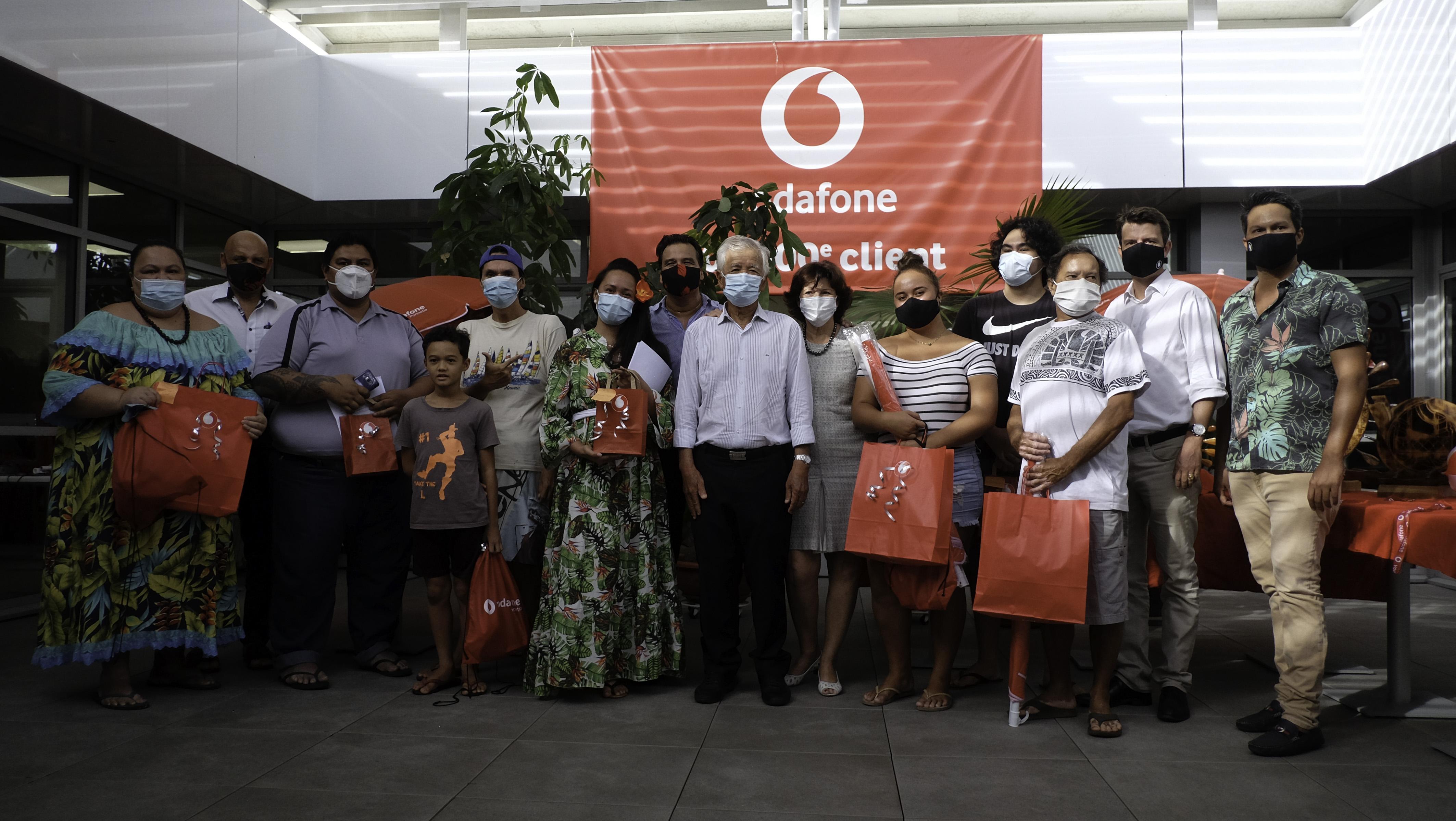 La Vodafone Channel Race a son trophée perpétuel