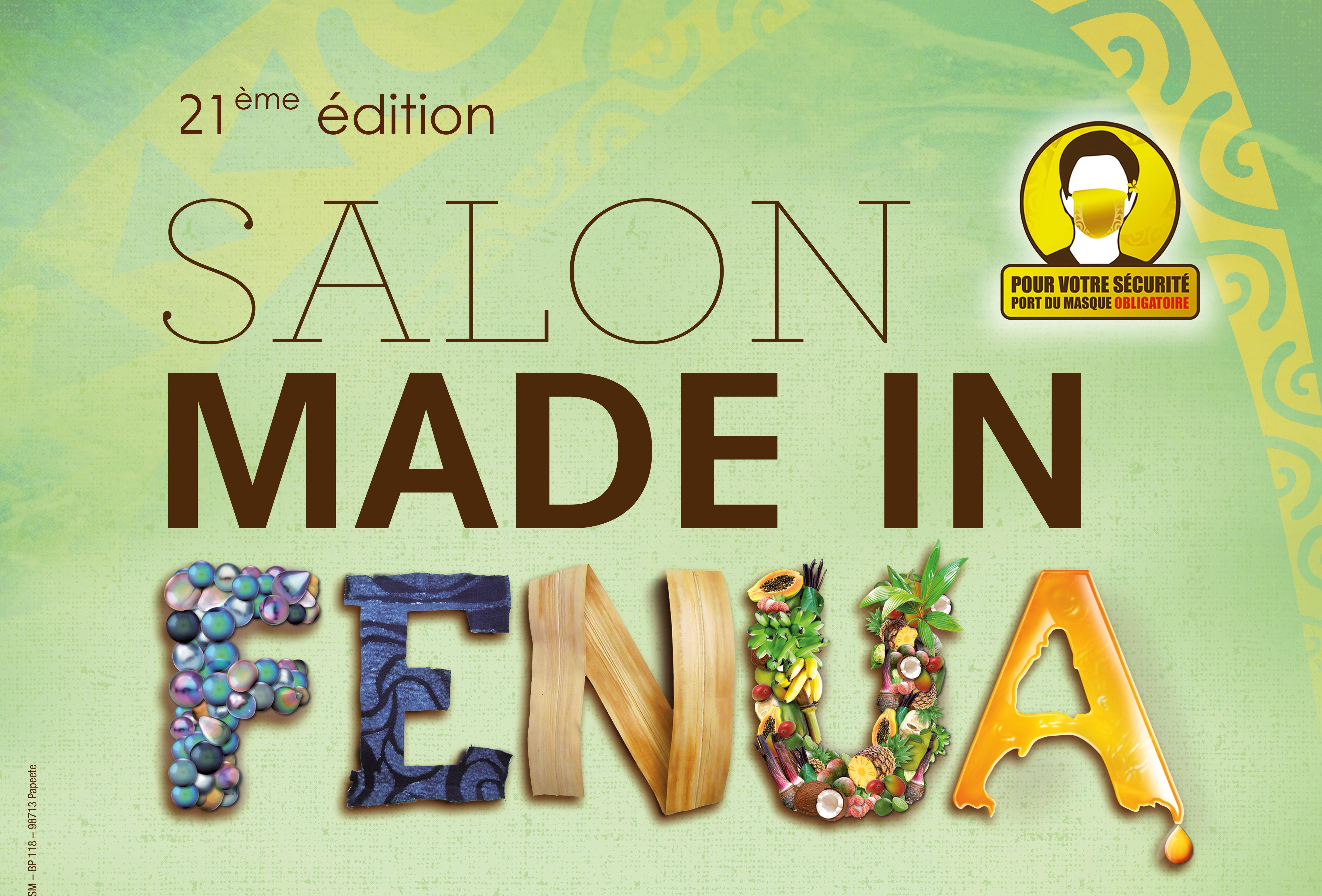 Le salon Made in Fenua du 29 avril au 2 mai