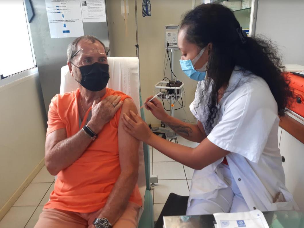 Vaccinodromes à l'ILM et à Mahina ce week-end