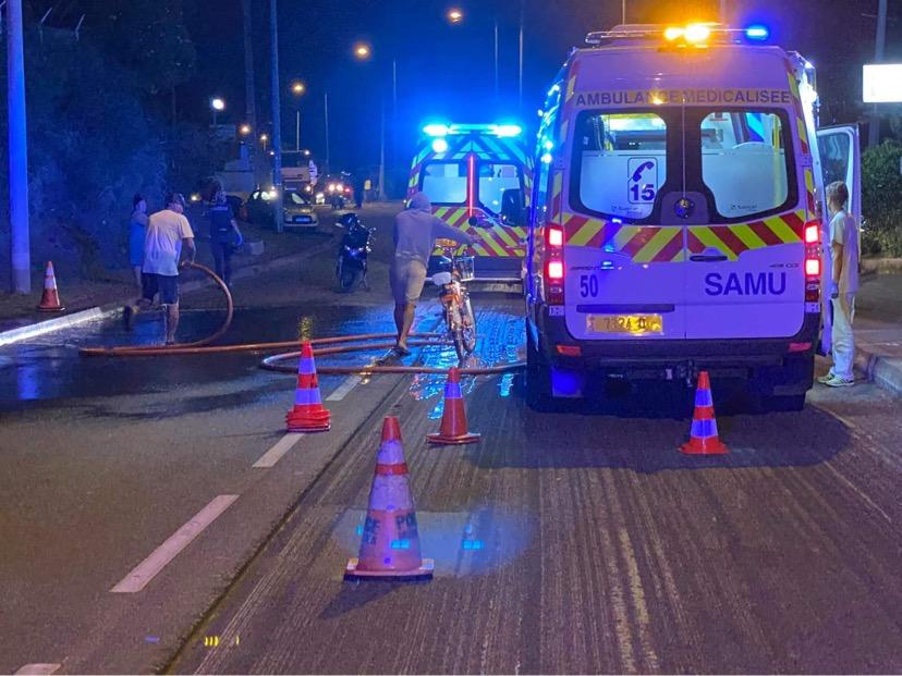 Une femme de 29 ans se tue en scooter à Faa'a