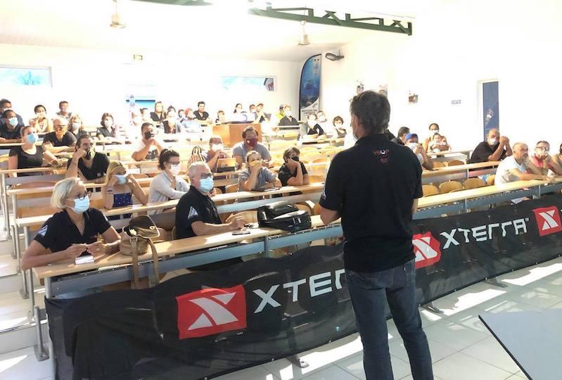 Une réunion a eu lieu vendredi à destination des bénévoles qui encadreront les courses du Xterra les 22 et 23 mai prochains.