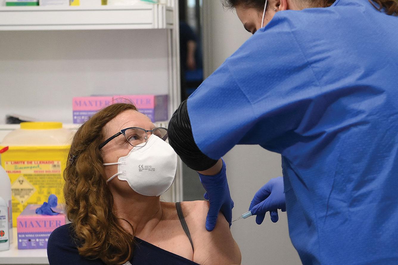 En Nouvelle-Calédonie, le gouvernement exhorte la population à se faire vacciner