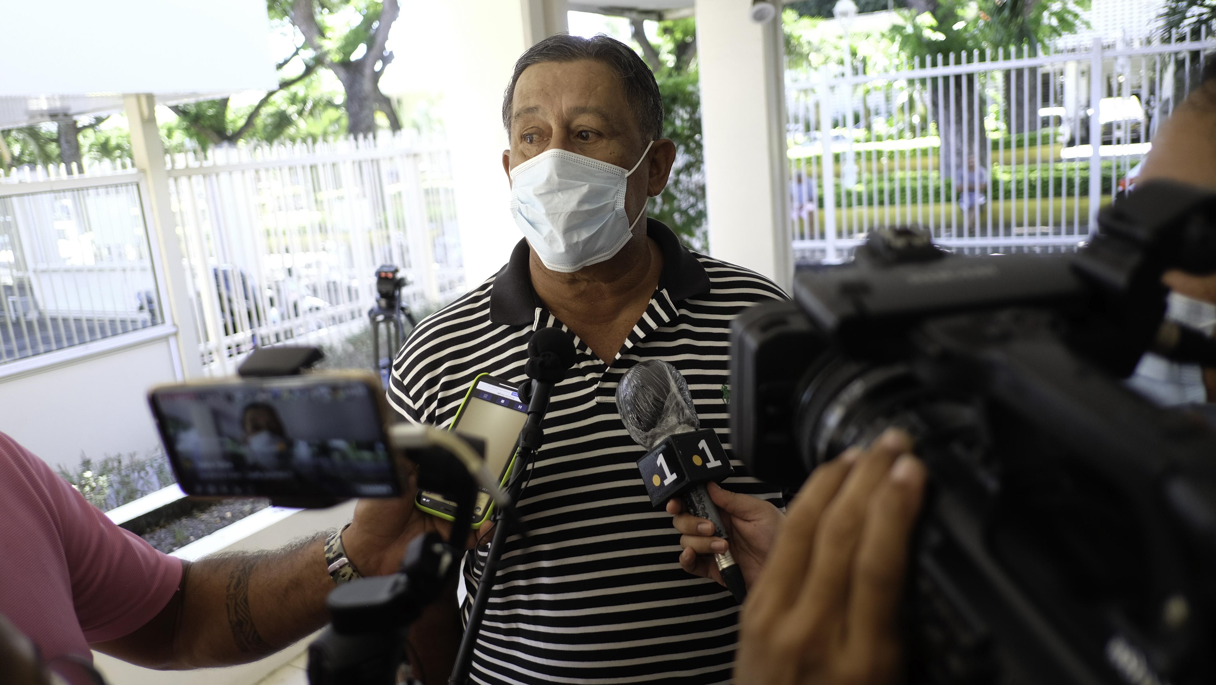 Inéligibilité requise contre Dauphin Domingo à Tiarei
