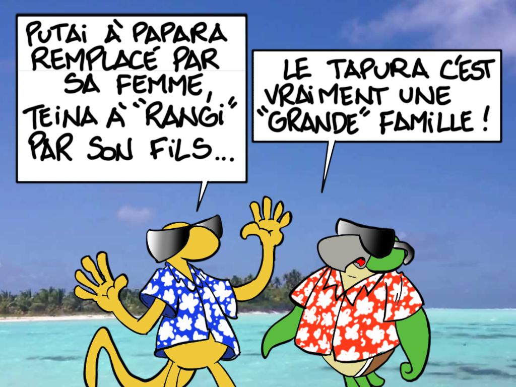 """""""En famille"""", par Munoz"""