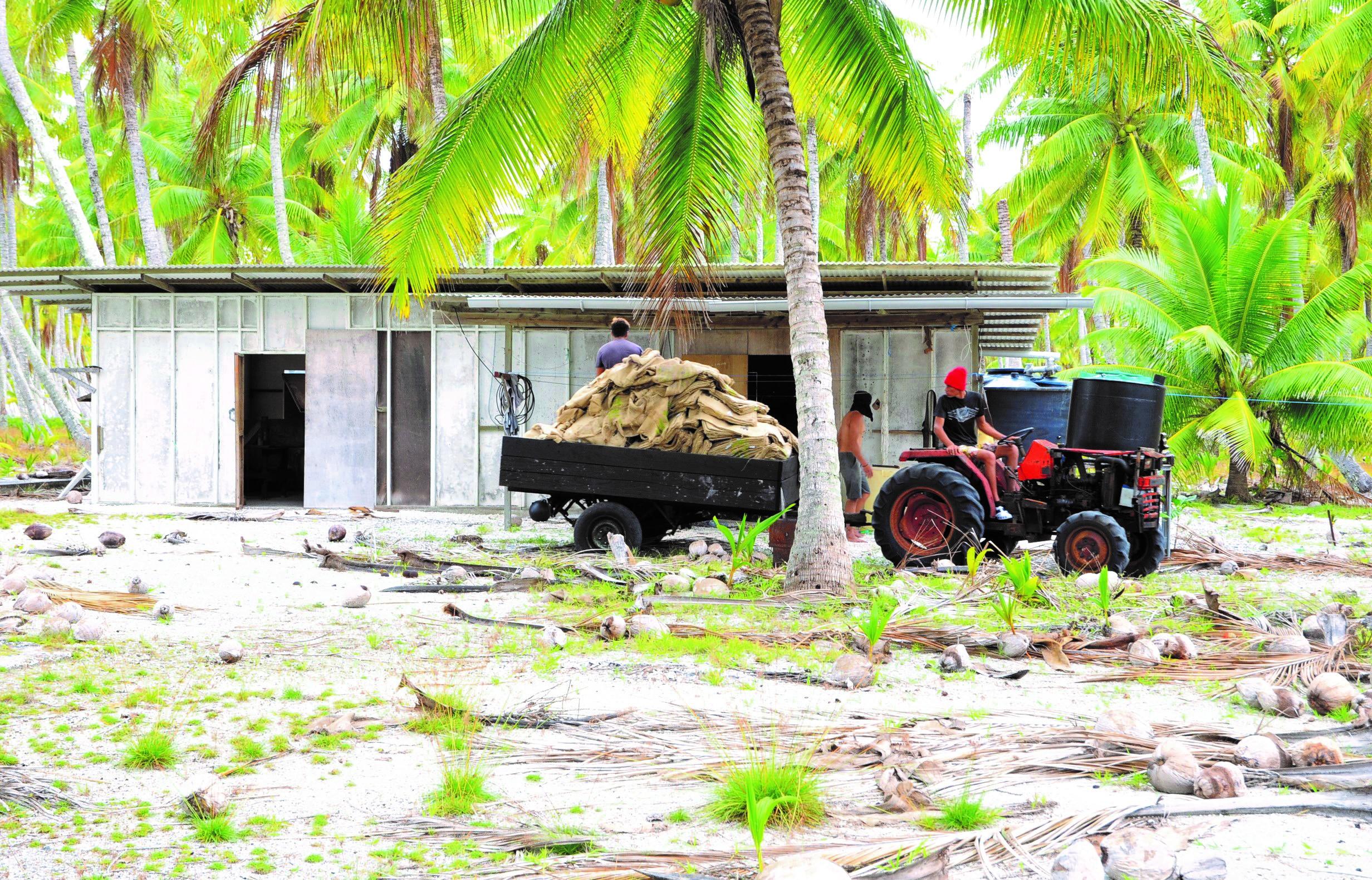 Le Pays appelle les ayants droit des îles Actéon à se faire connaître