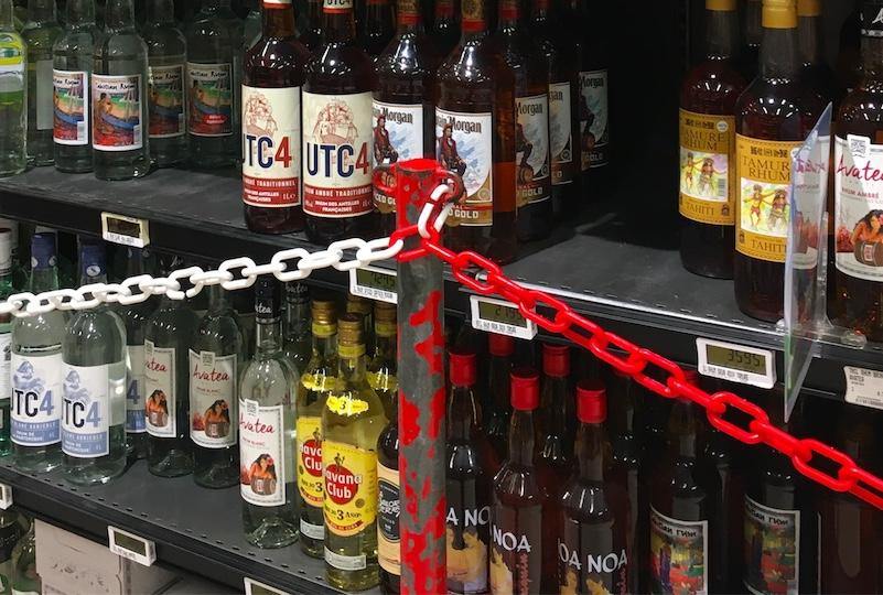 Nouvelles restrictions sur la vente d'alcool