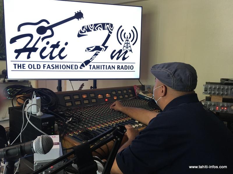 Hiti FM renaît dans le groupe Faugerat