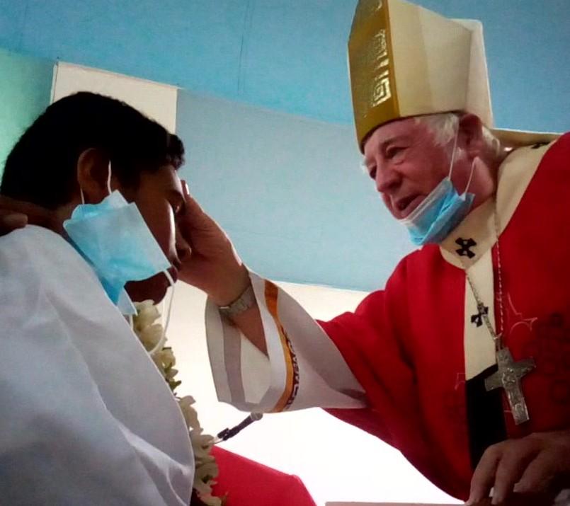 Retour des célébrations catholiques à Hao