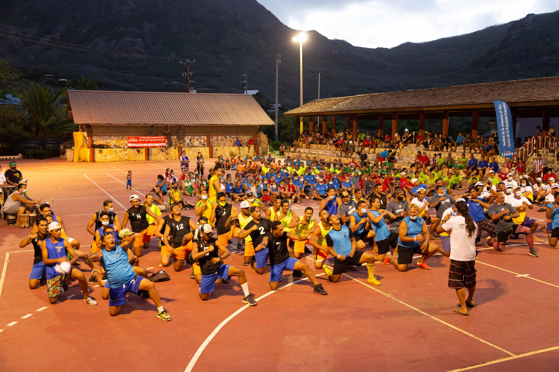 Grande fête sportive et culturelle, la Vakaiki a rassemblé des athlètes de l'archipel des Marquises mais également des sportifs qui ont fait le déplacement depuis Tahiti.