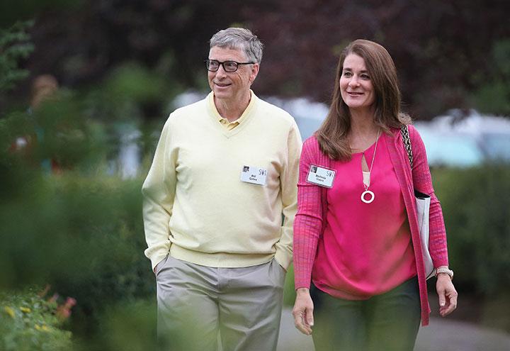 L'image de Gates ternie par des révélations de relation extraconjugale
