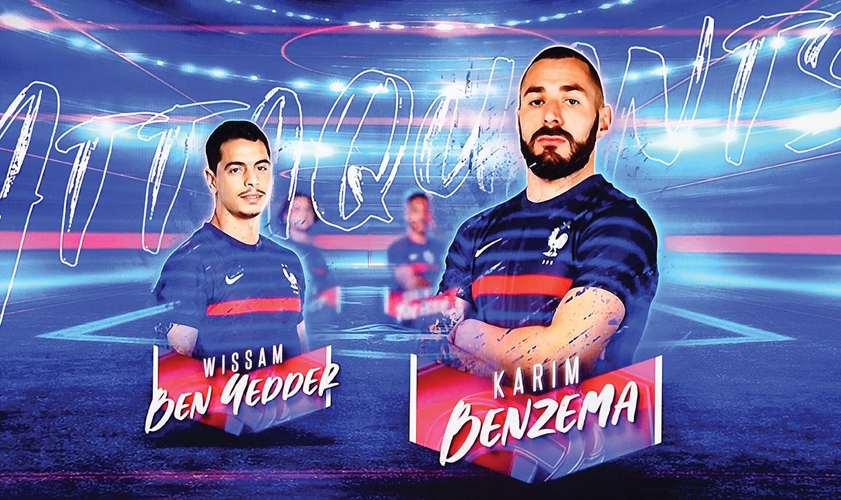 Euro: et revoilà Benzema!