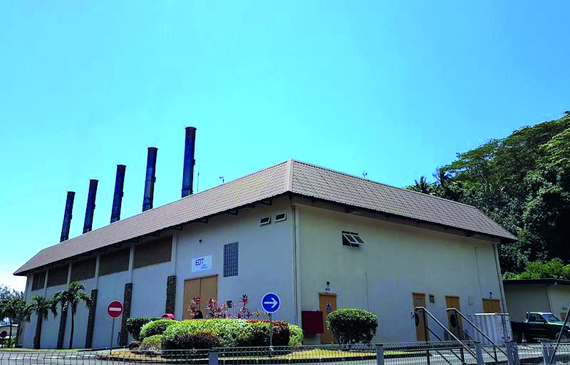 Toujours de l'électricité dans l'air à Moorea