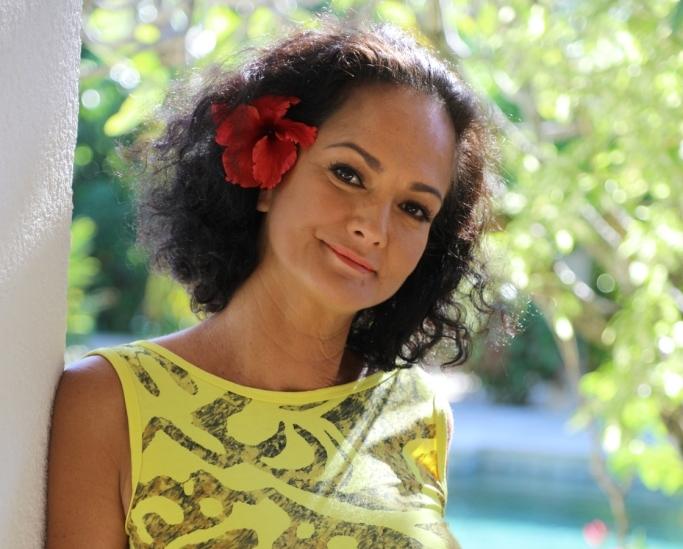 Vaea Olanda, miss Tahiti 1994