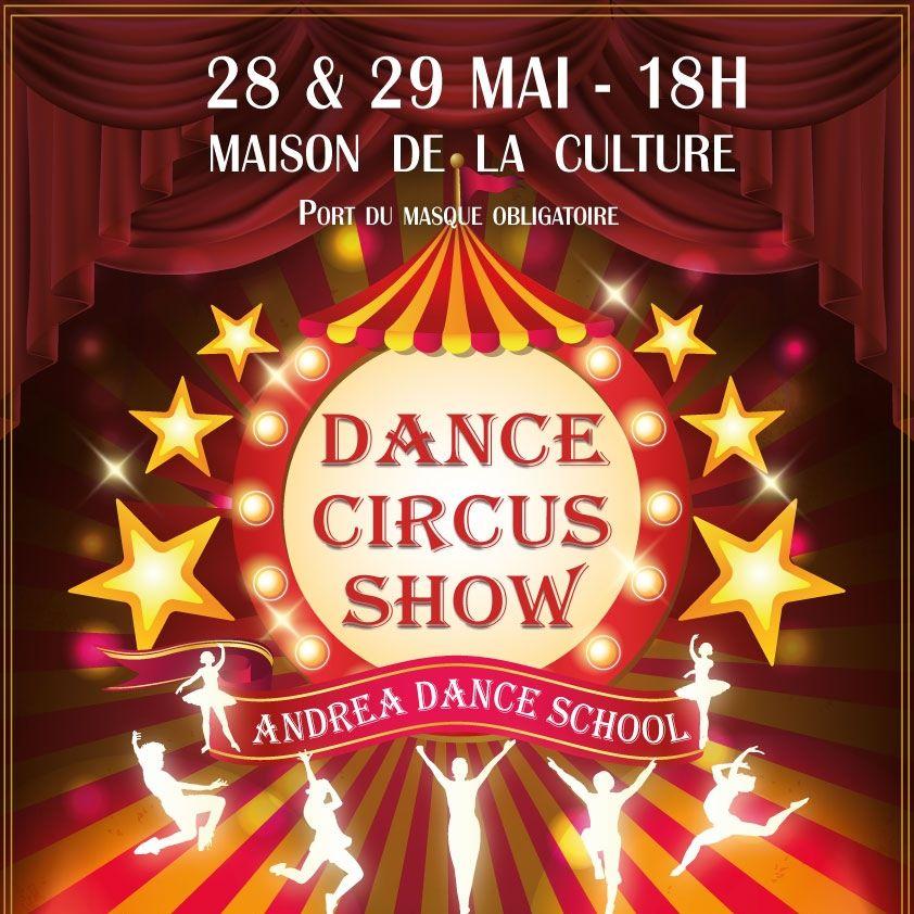Andrea Dance School et la piste aux étoiles