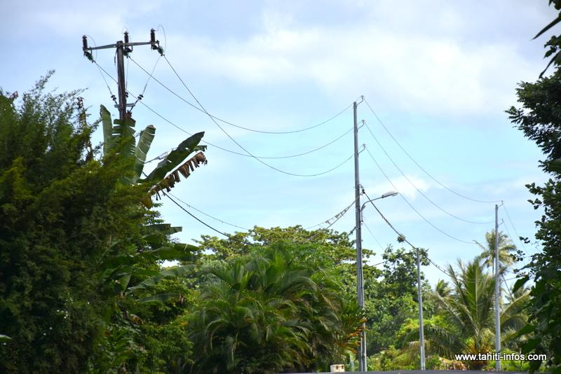 Electricité : Un an de rab pour les concessions EDT dans les îles