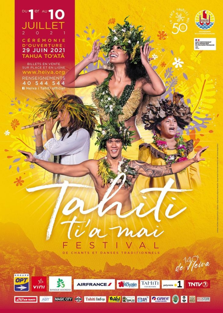 Tahiti Ti'a Mai : Un air de Heiva