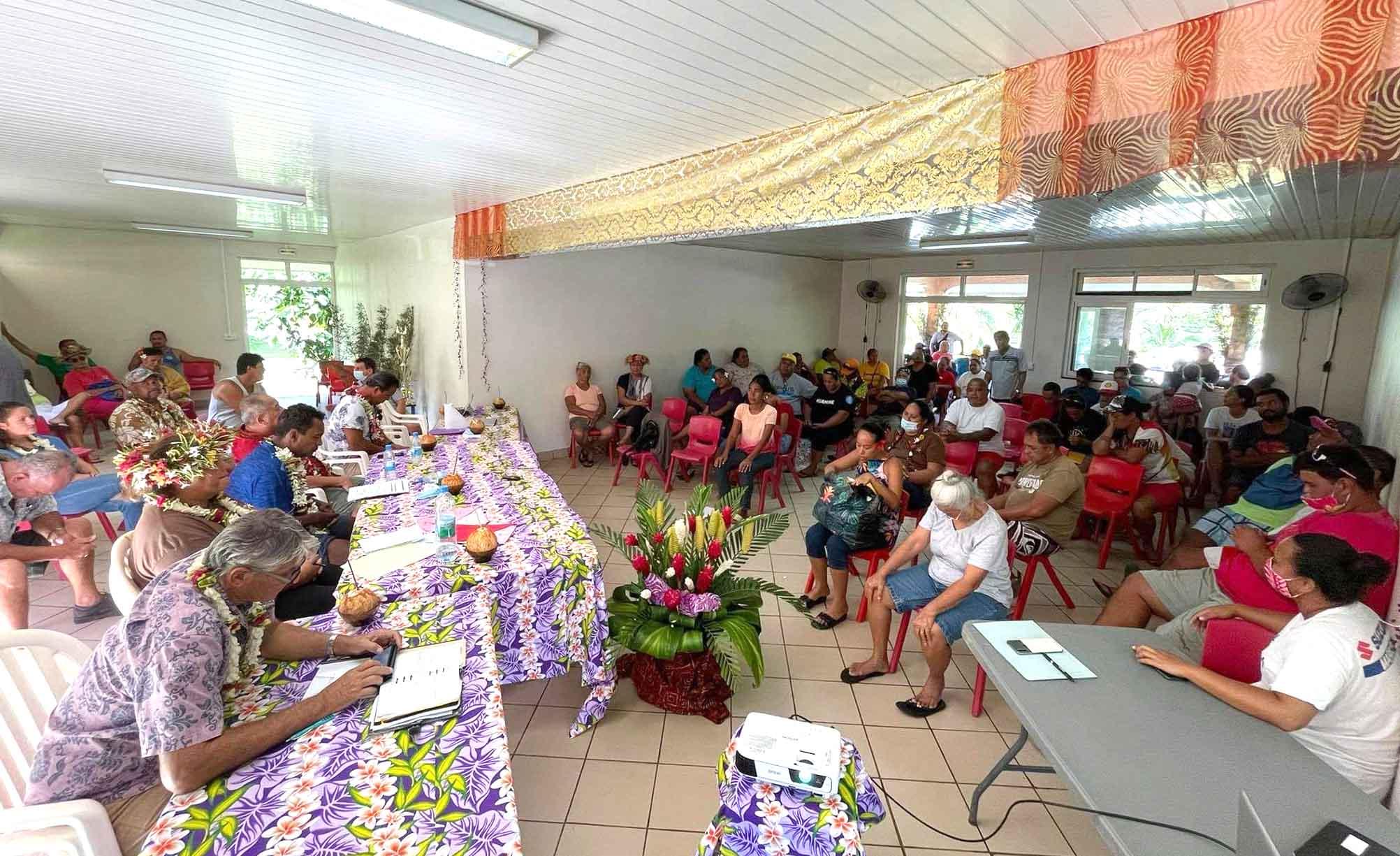 Secteur primaire : Tearii Alpha parle projets à Huahine