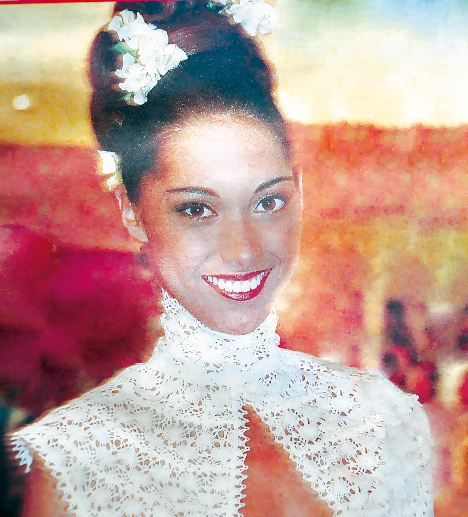 Manoa Frugé, Miss Tahiti 1999