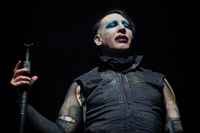 Nouvelle accusation de viol contre Marilyn Manson