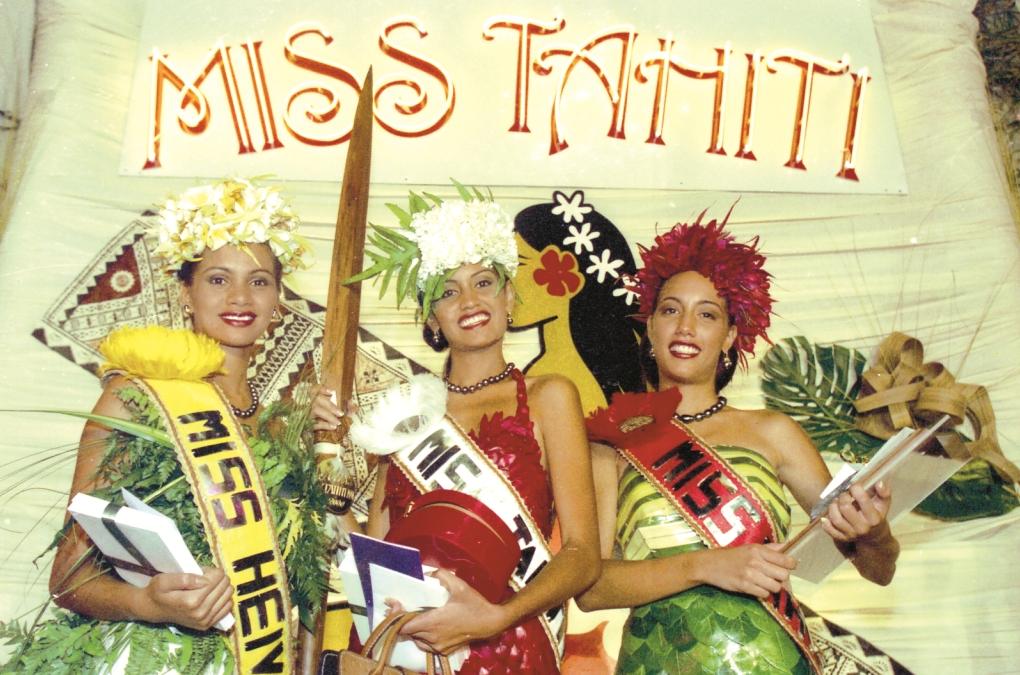 Vanina Bea, Miss Tahiti 2000