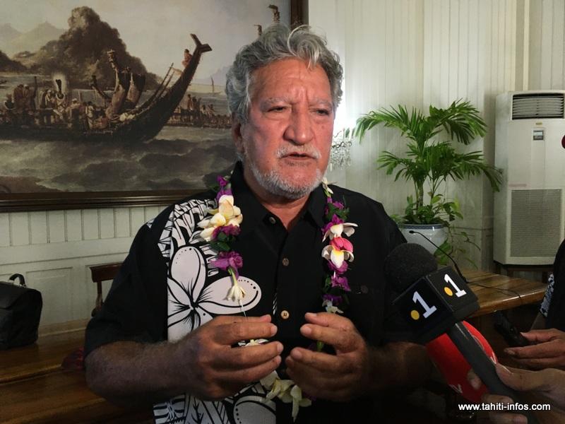 Tarifs d'Air Tahiti : Bouissou pousse un coup de gueule