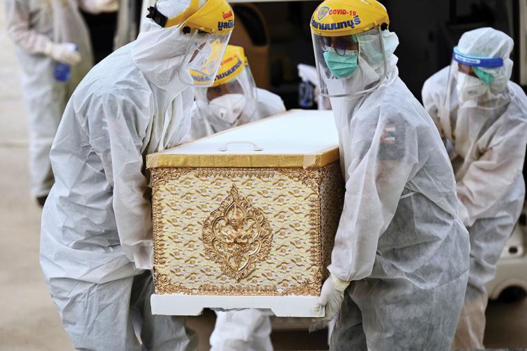Le Covid-19 a fait plus de 3,75 millions de morts dans le monde