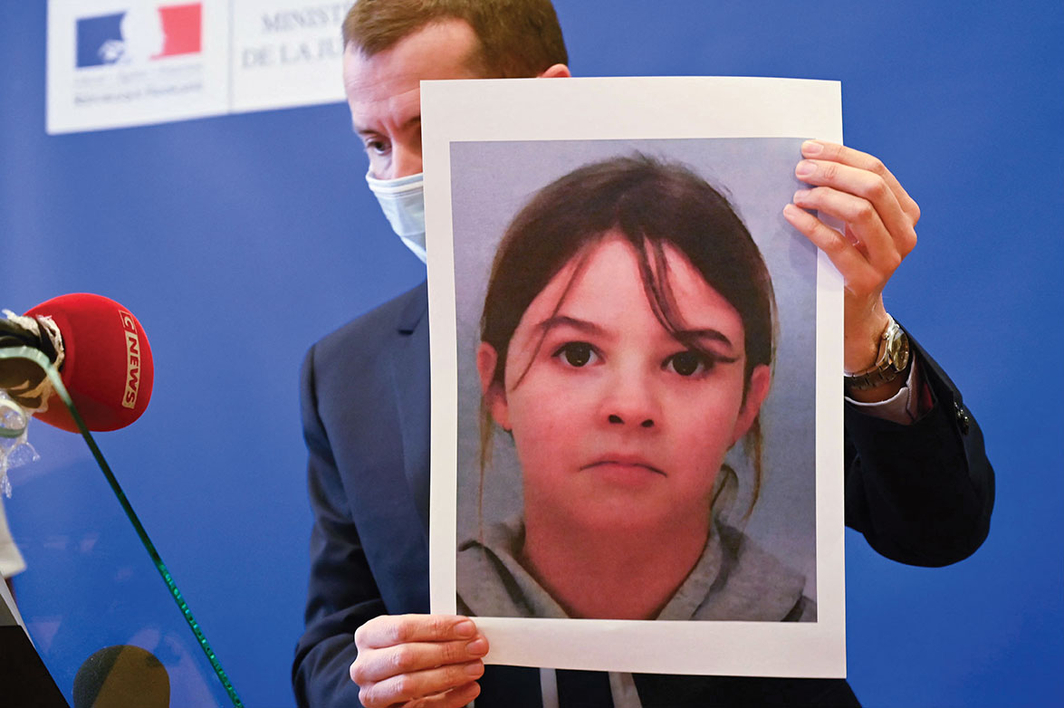 Enlèvement de Mia: un ex-militaire interpellé dans les Hautes-Pyrénées