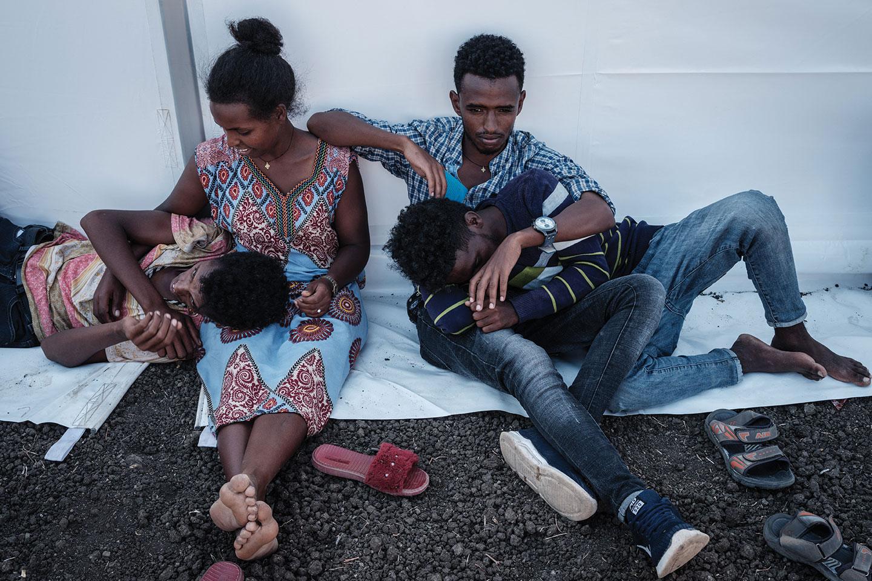 Ethiopie: 30.000 enfants risquent de mourir de faim au Tigré, selon l'Unicef