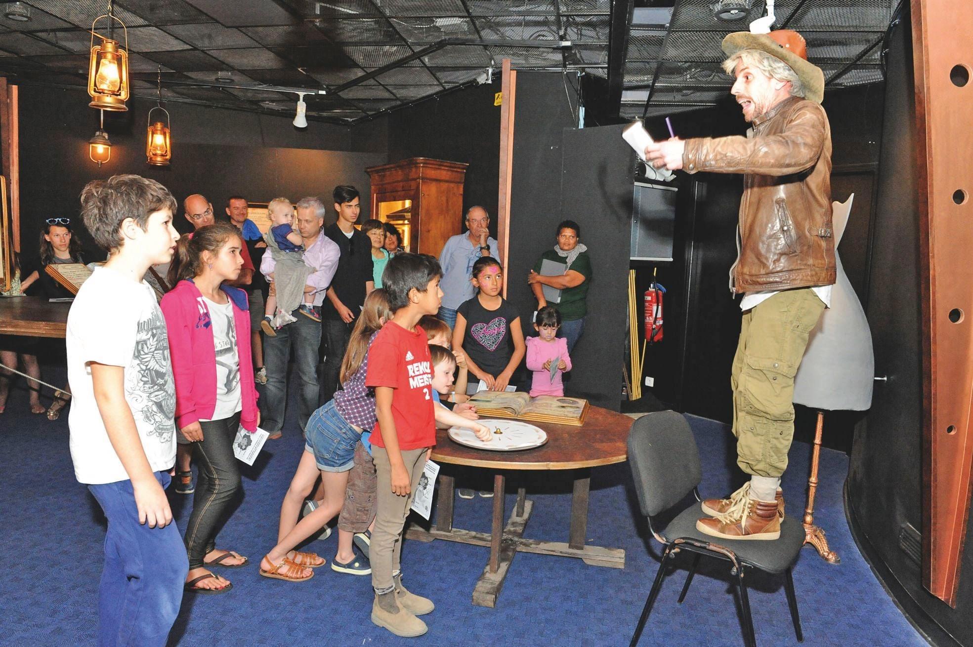 Photo d'illustration, prise lors d'un événement pour enfant organisé par les Extraordinaires en Nouvelle-Calédonie.