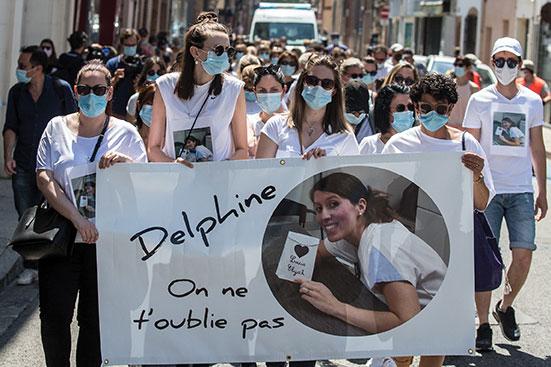 Infirmière disparue dans le Tarn: le mari de Delphine Jubillar en garde à vue
