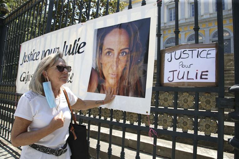 Féminicide de Julie Douib: son ex-compagnon condamné à perpétuité