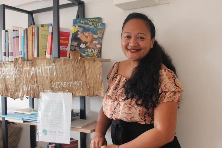 Heiura Itae-Tetaa à la tête de la French Tech Polynésie