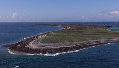Constructions illégales sur une petite île bretonne: 300.000 euros d'amende