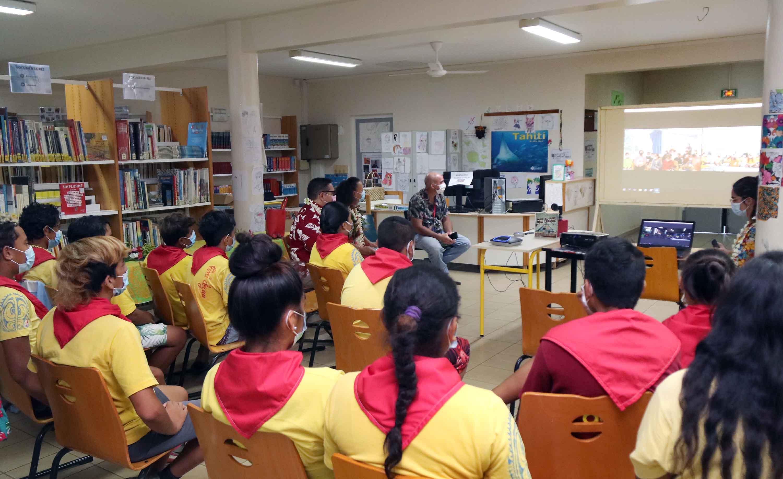 Maui au pays des Isards : Projet pédagogique des antipodes