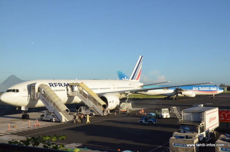 Air France passera à trois fréquences par semaine en juillet